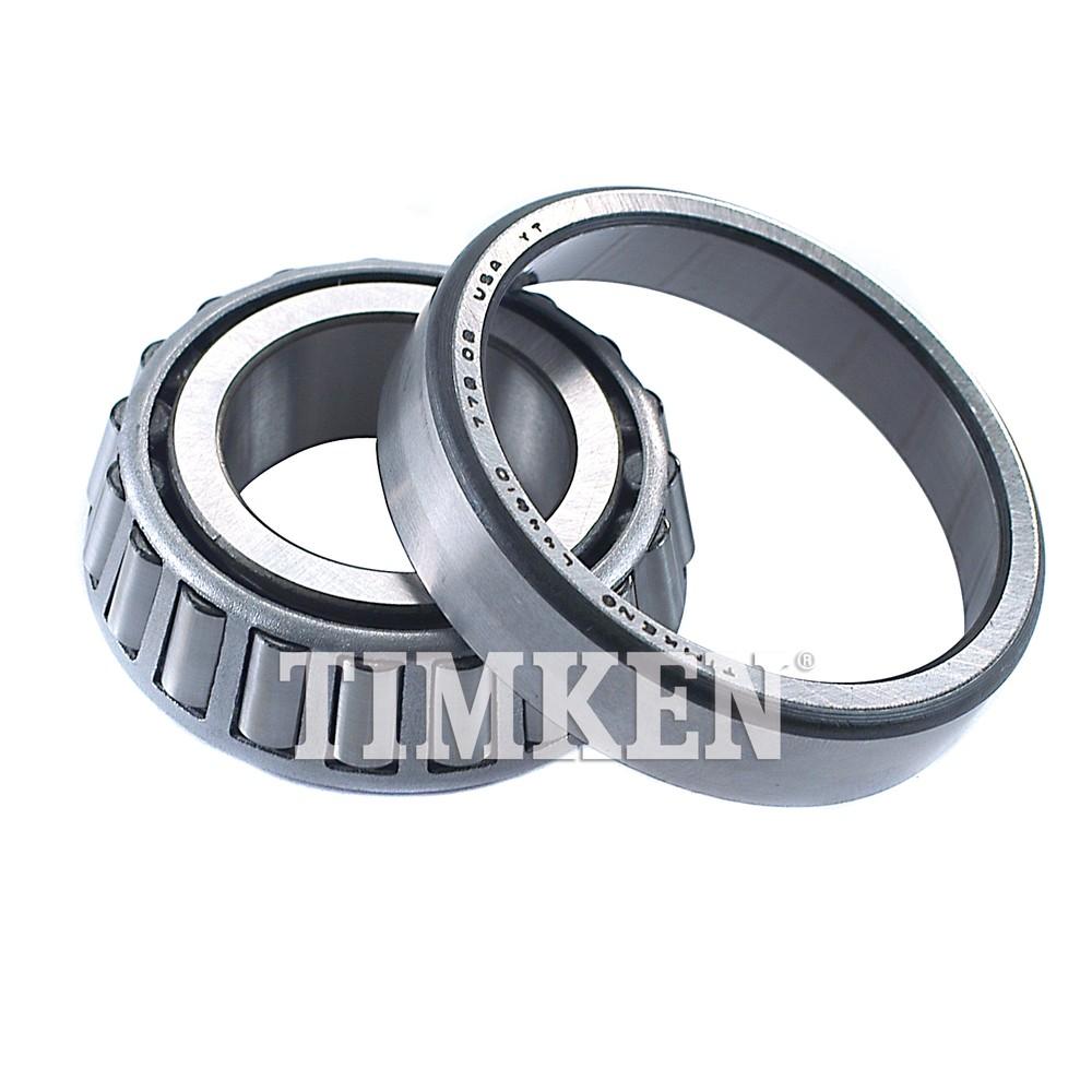 TIMKEN - Front Transmission Bearing - TIM SET14