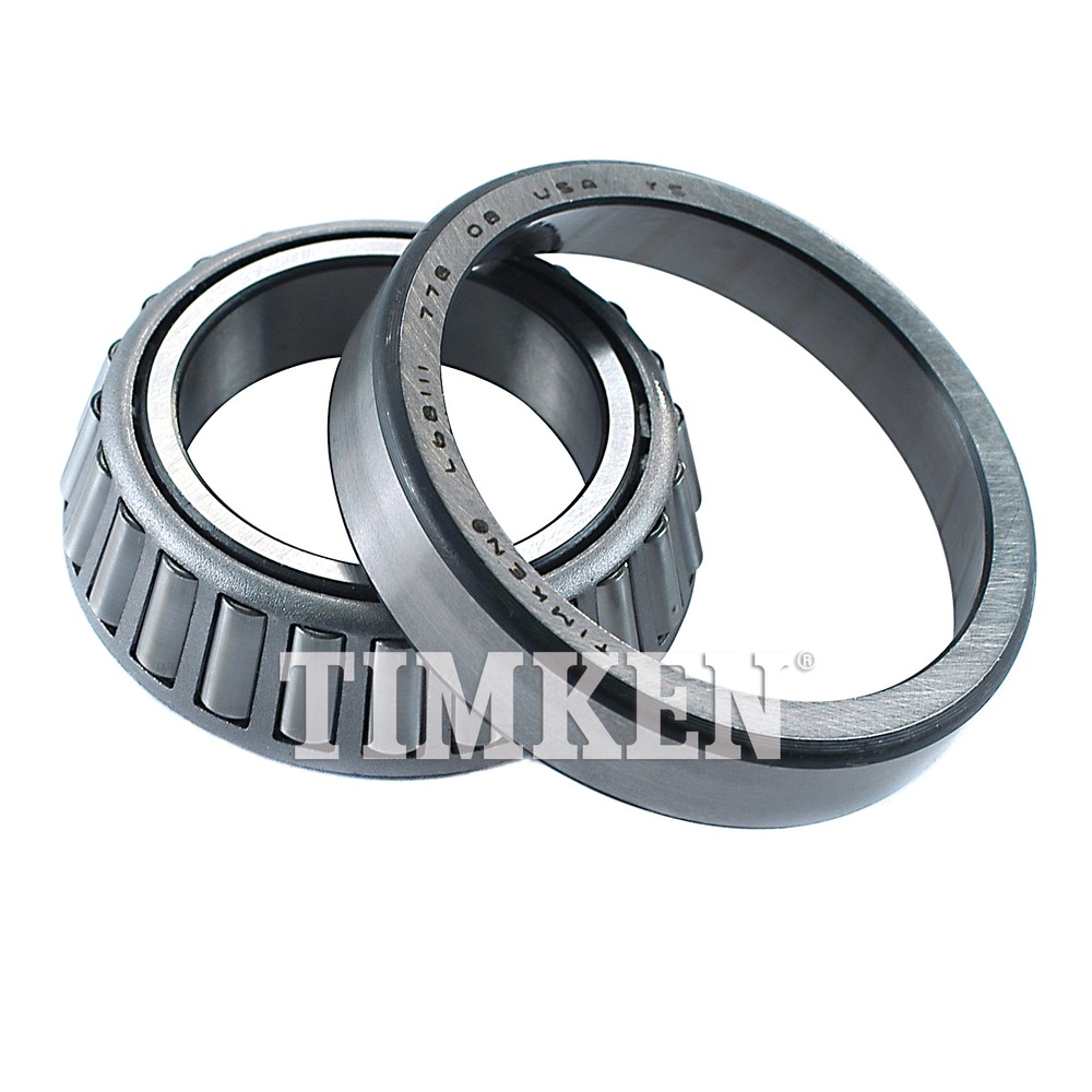 TIMKEN - Wheel Bearing & Race Set - TIM SET17