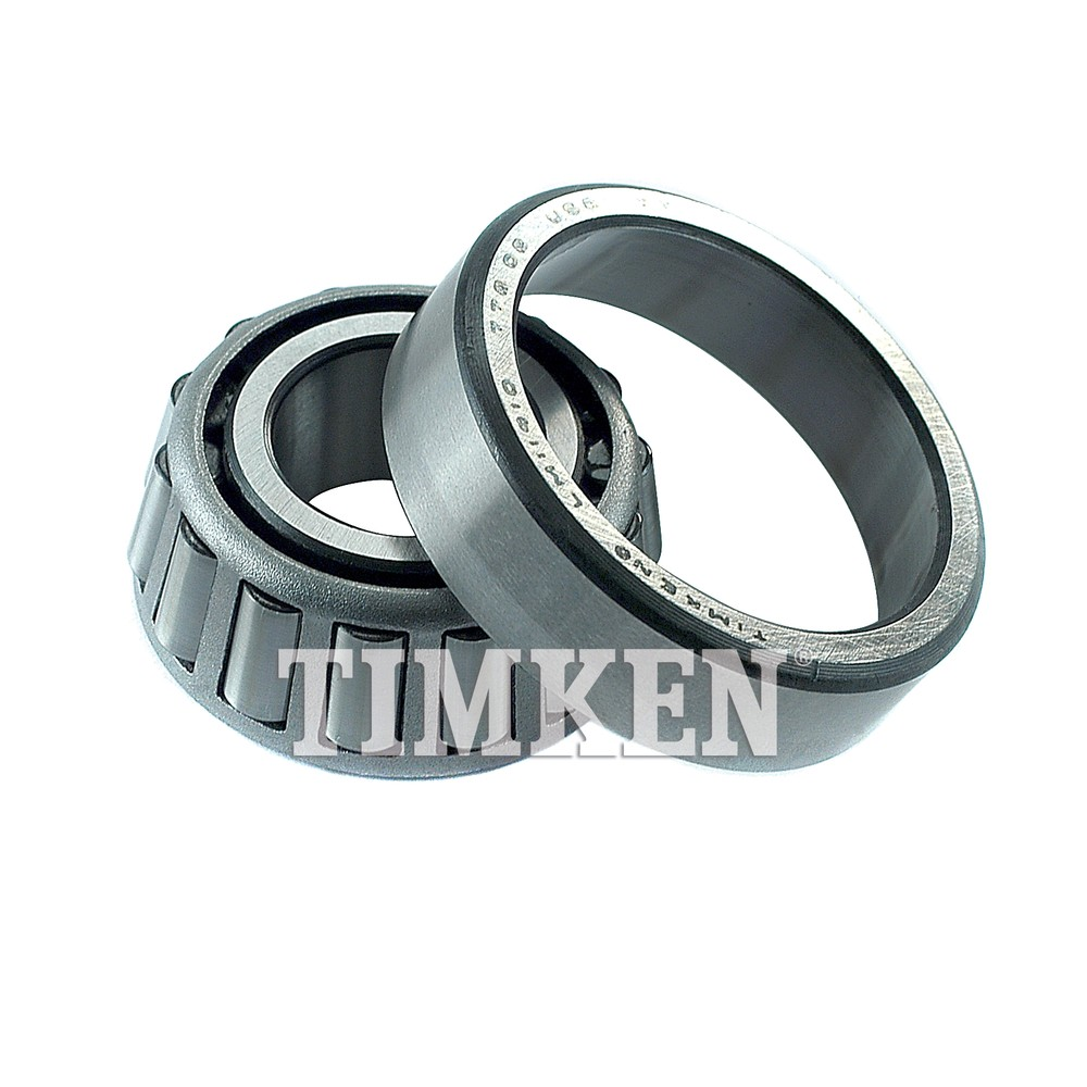 TIMKEN - Wheel Bearing & Race Set - TIM SET2