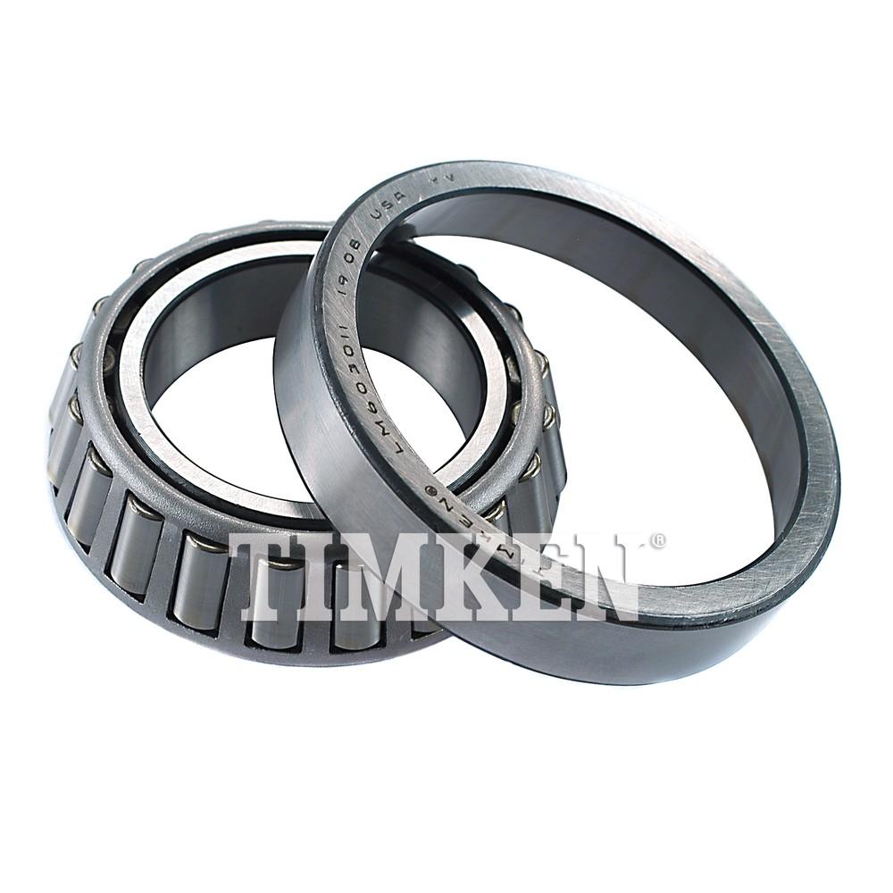 TIMKEN - Wheel Bearing & Race Set (Front Inner) - TIM SET37