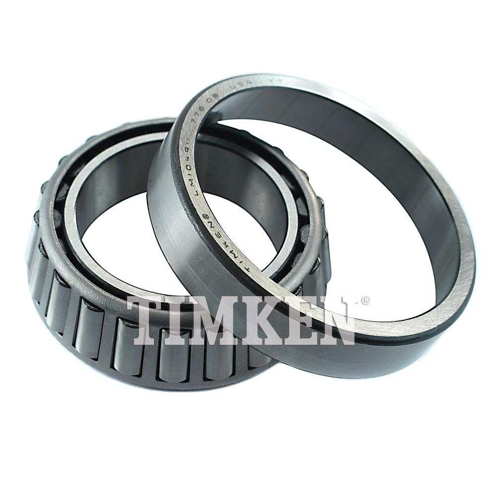 TIMKEN - Wheel Bearing & Race Set (Rear Outer) - TIM SET38