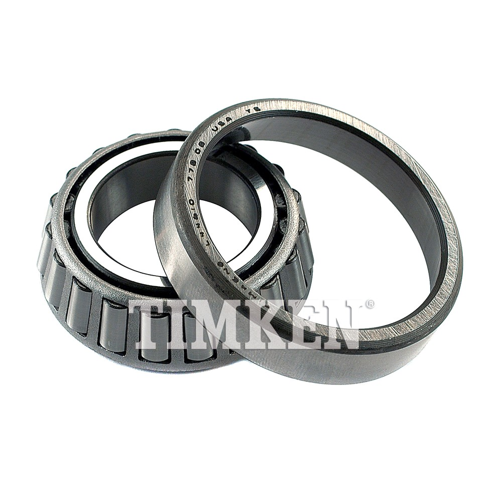 TIMKEN - Wheel Bearing & Race Set (Rear Inner) - TIM SET4