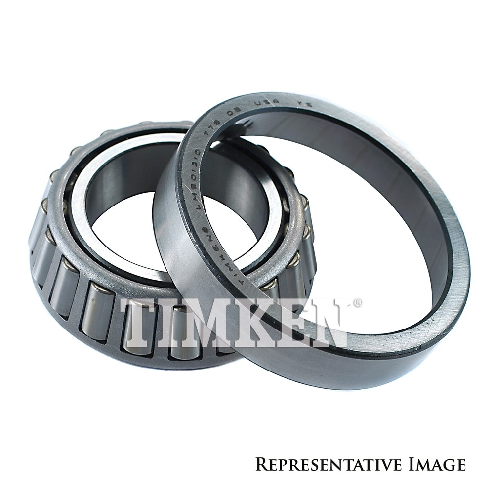 TIMKEN - Manual Trans Extension Housing Bearing - TIM 30206M
