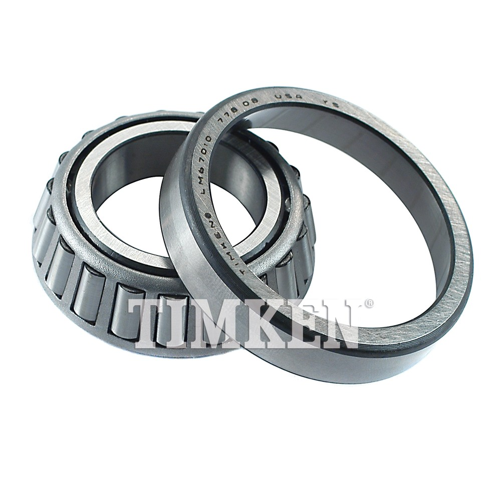 TIMKEN - Wheel Bearing & Race Set - TIM SET6