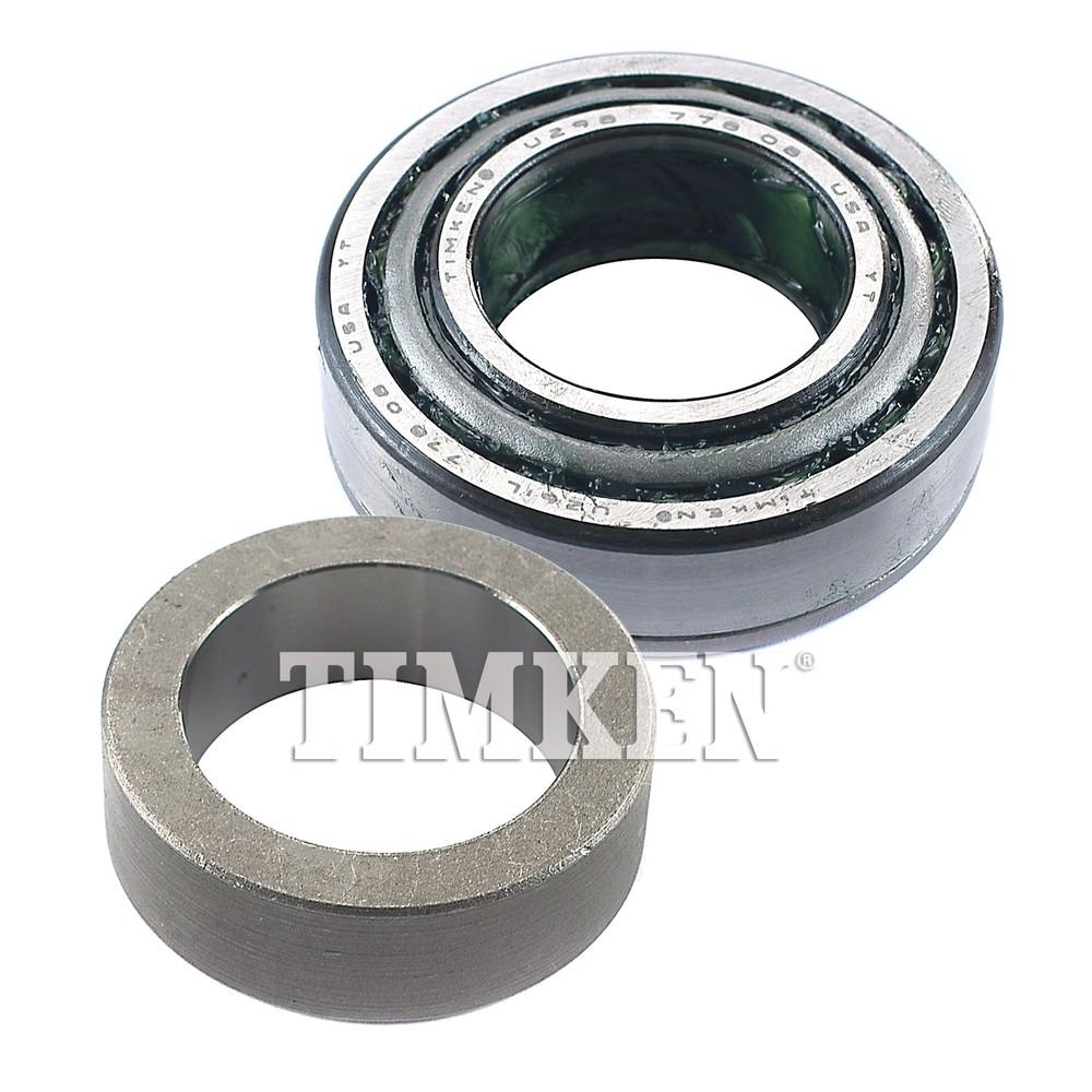 TIMKEN - Axle Shaft Bearing Set (Front) - TIM SET9