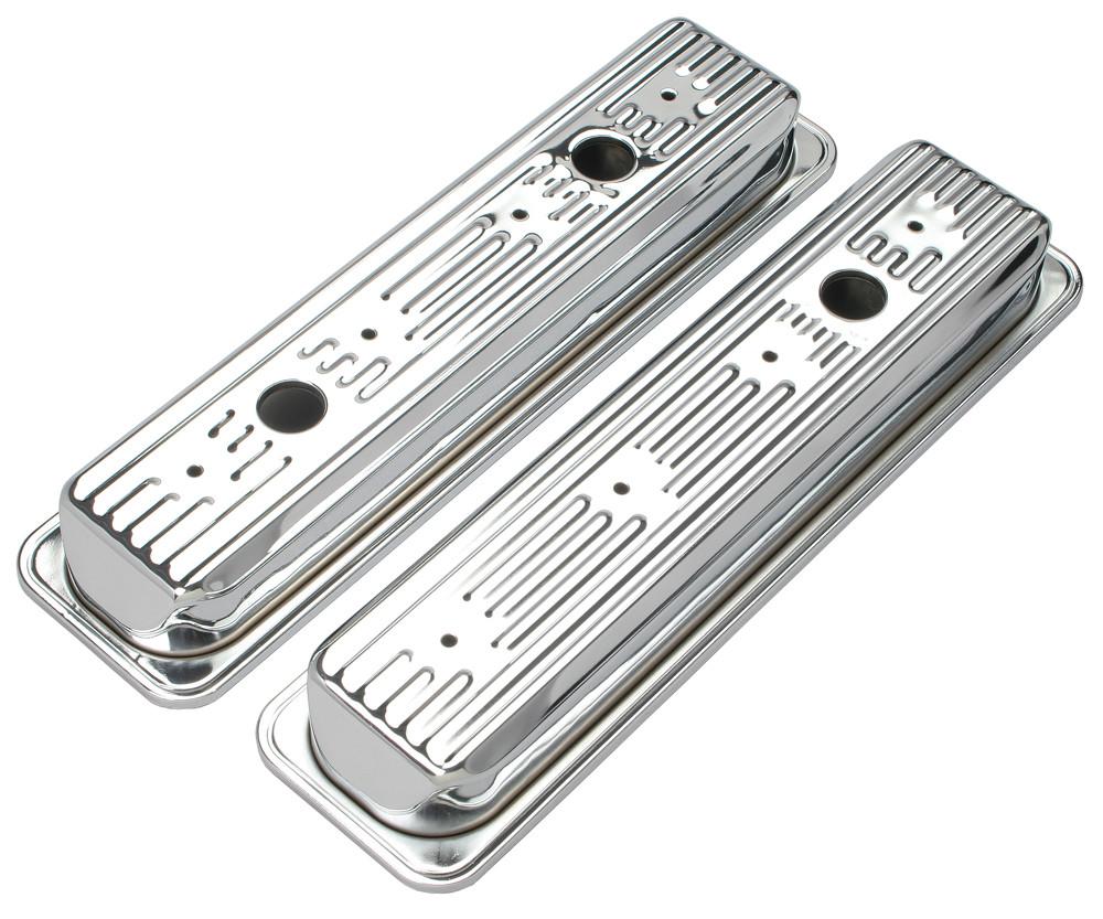 TRANS DAPT PERFORMANCE - Traditional Engine Valve Cover - TRA 9702