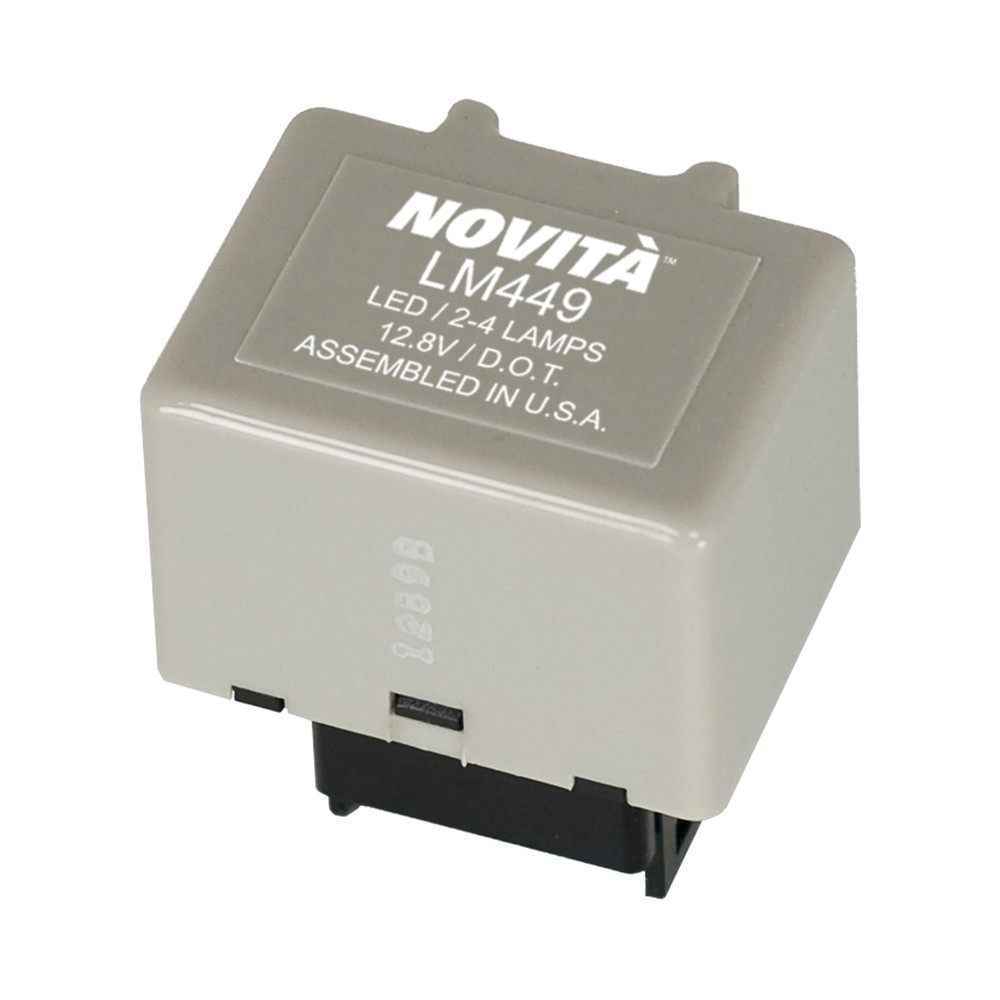NOVITA FLASHERS - Lighting Control Module - TRD LM449