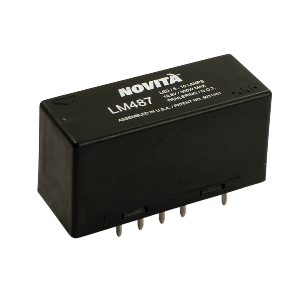 NOVITA FLASHERS - Lighting Control Module - TRD LM487