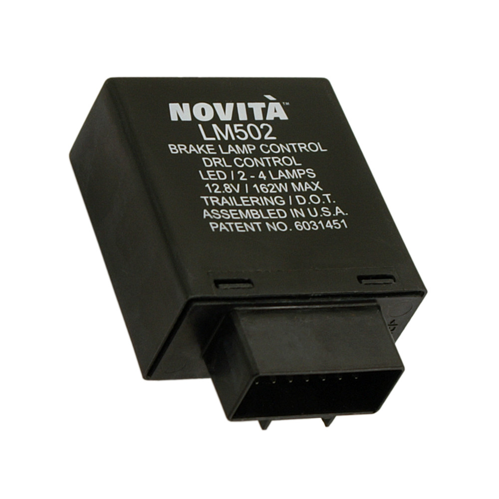 NOVITA FLASHERS - Lighting Control Module - TRD LM502