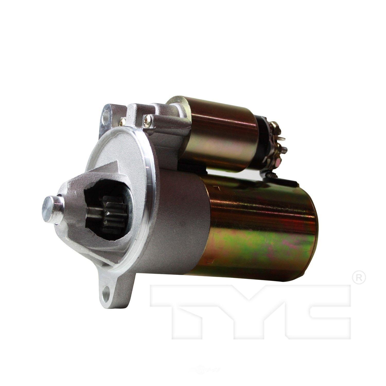 TYC - Starter Motor - TYC 1-03239