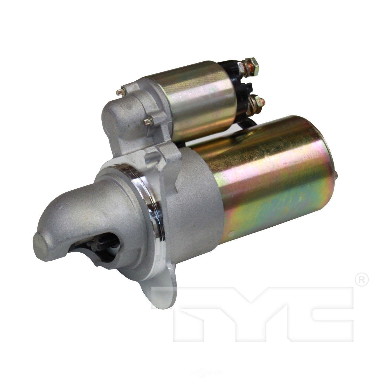 TYC - Starter Motor - TYC 1-06490