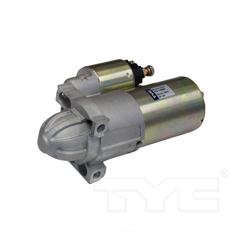 TYC - Starter Motor - TYC 1-06492