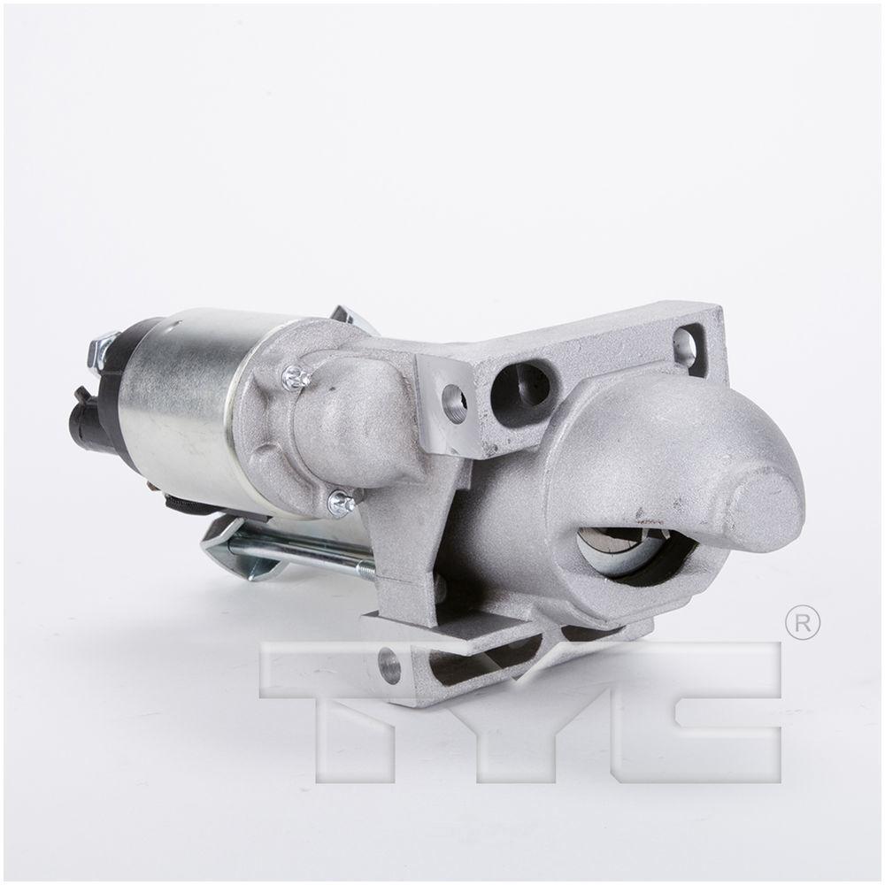 TYC - Starter Motor - TYC 1-06972