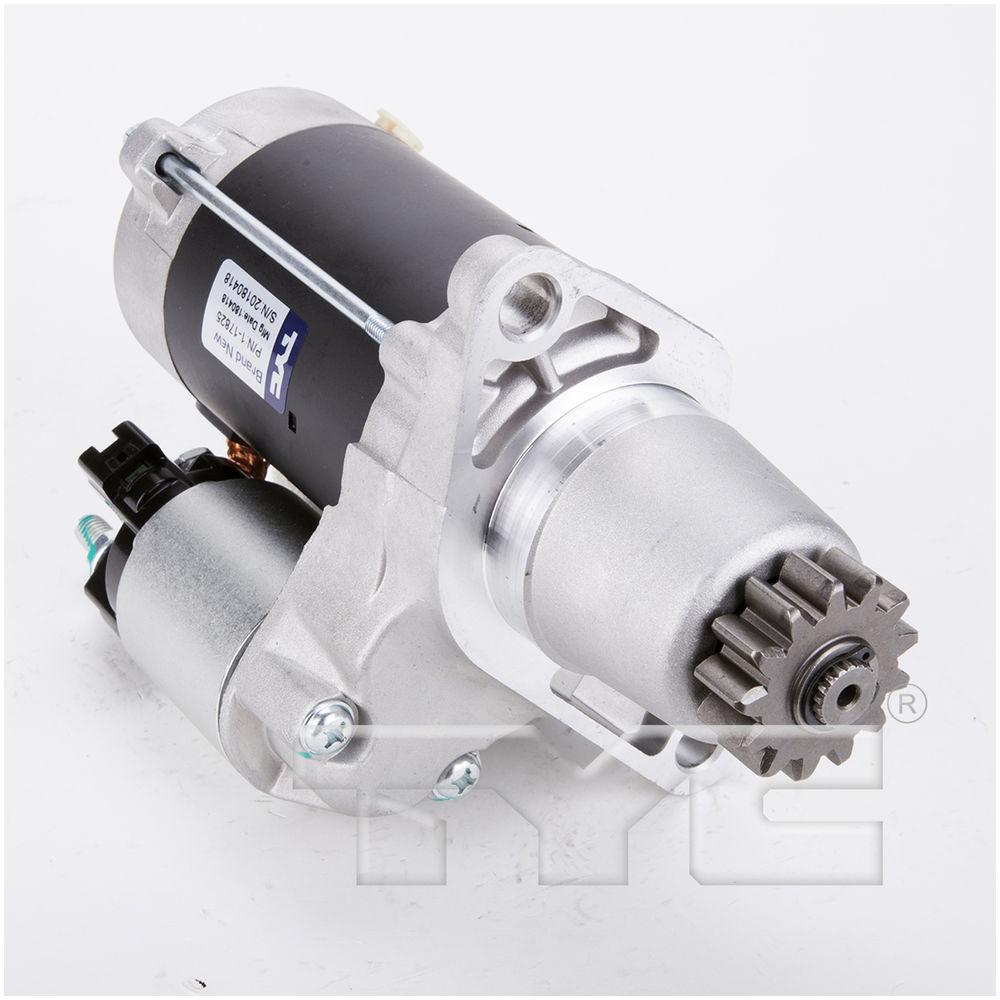 TYC - Starter Motor - TYC 1-17825