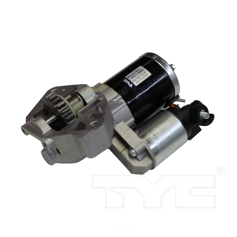 TYC - Starter Motor - TYC 1-19008