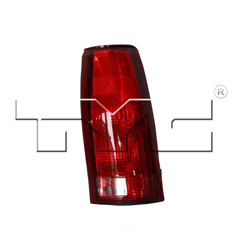 TYC - Tail Light Assembly - TYC 11-1913-00