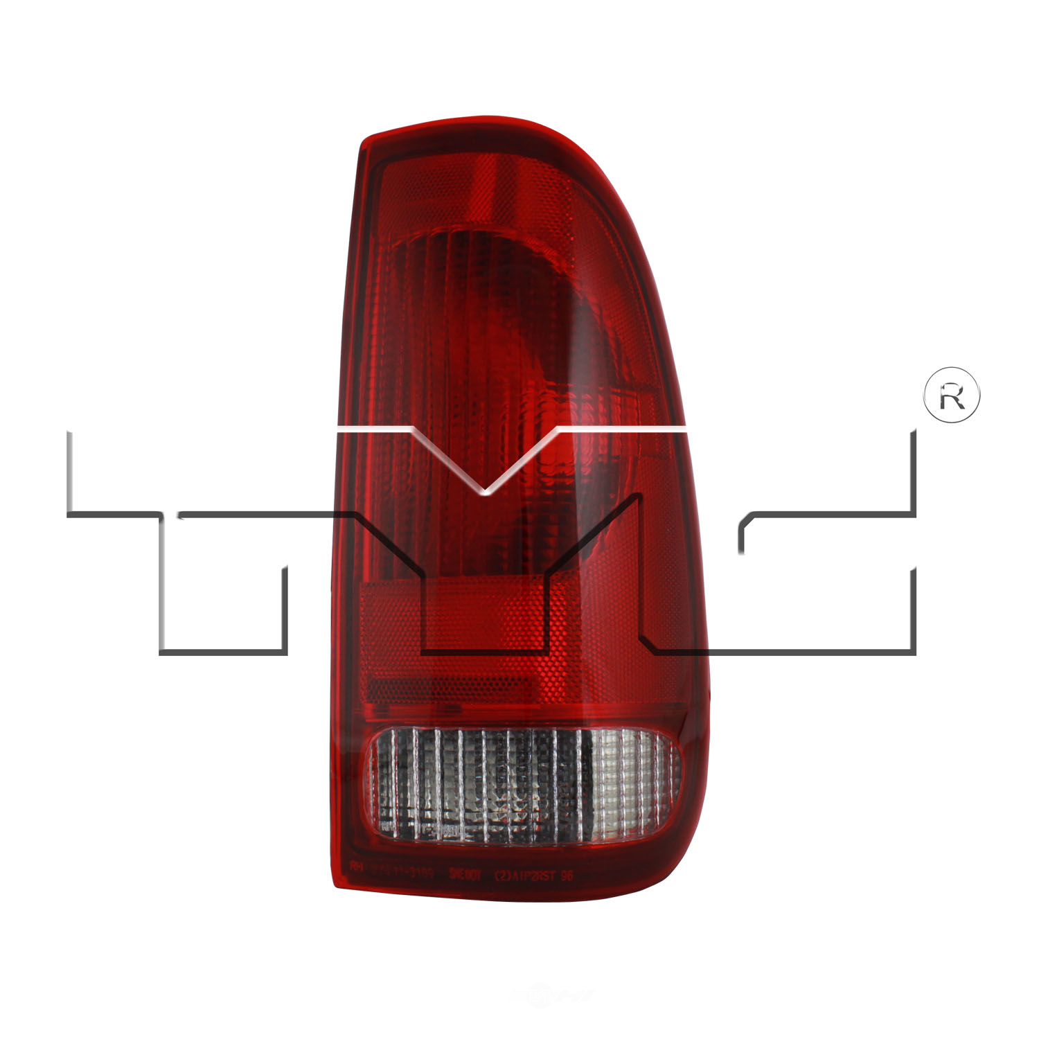 TYC - Tail Light Assembly - TYC 11-3189-01