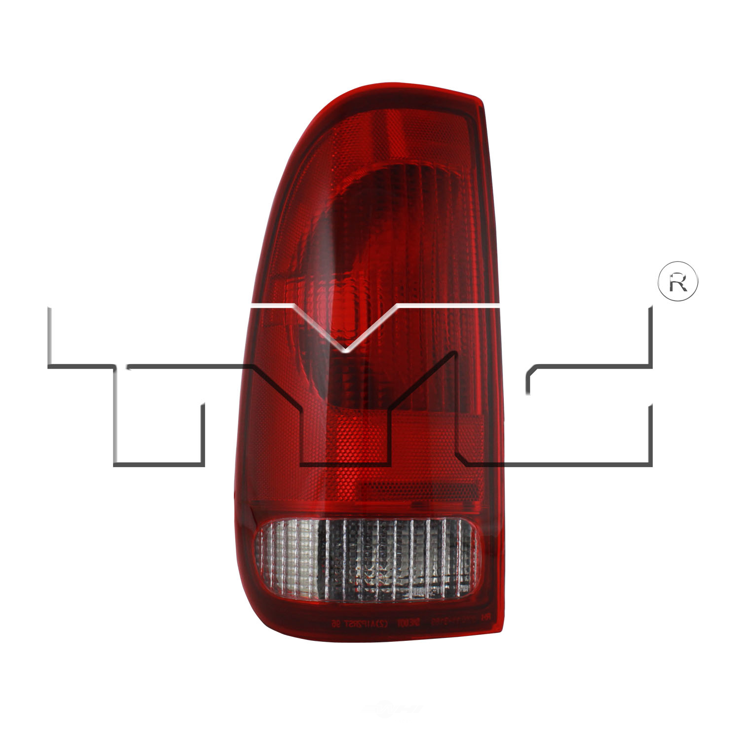 TYC - Tail Light Assembly - TYC 11-3190-01