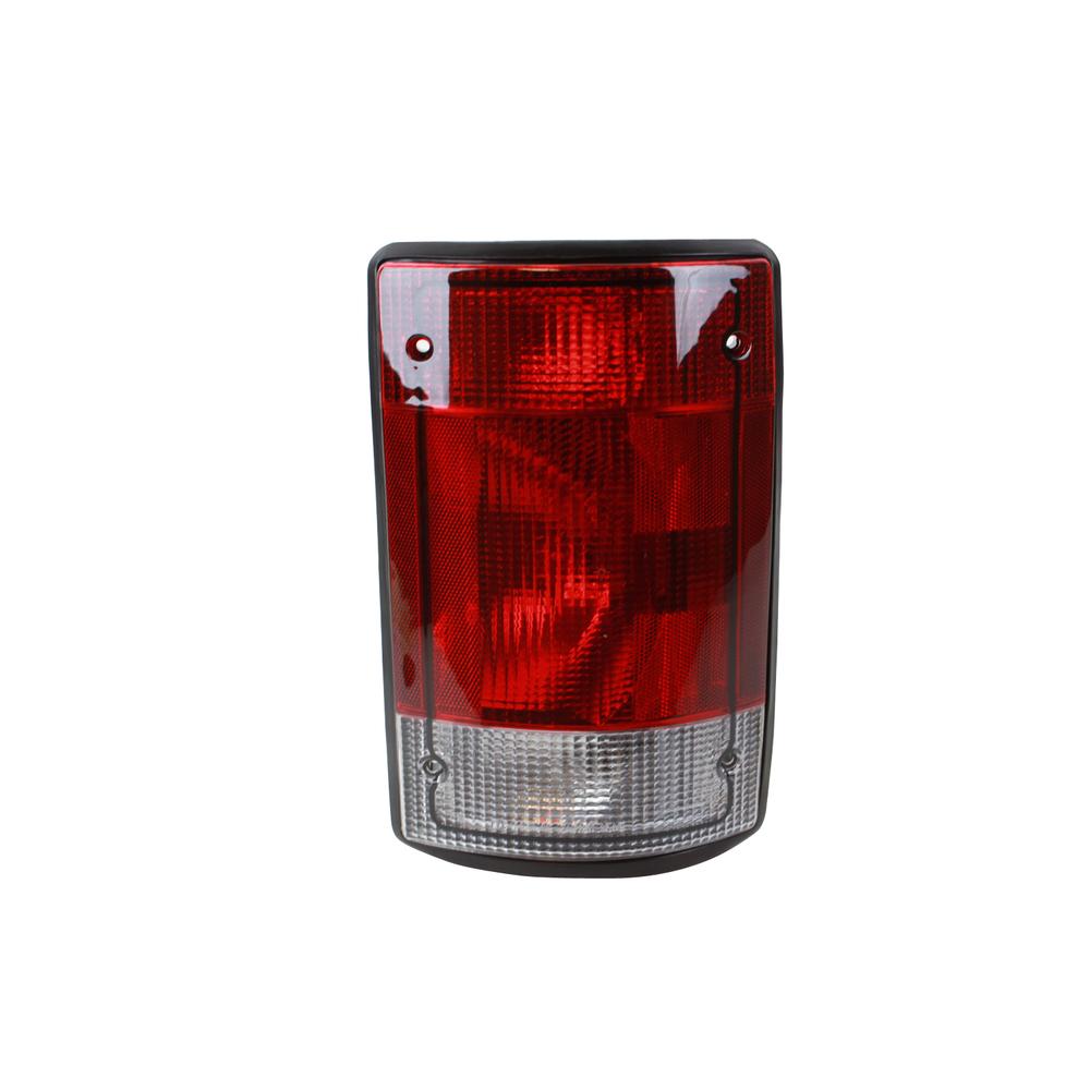TYC - Capa Certified Tail Light Assembly - TYC 11-5007-80-9