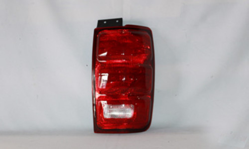 TYC - Tail Light Assembly - TYC 11-5145-01
