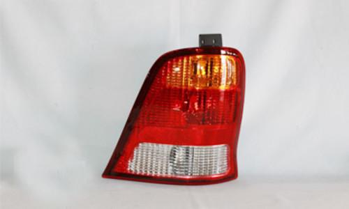 TYC - Tail Light Assembly - TYC 11-5212-01
