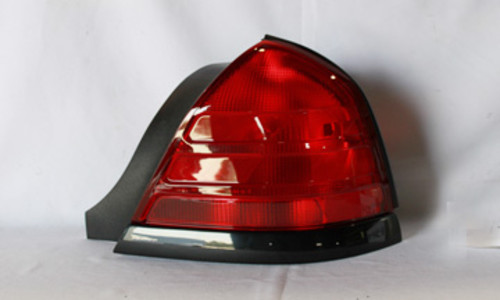 TYC - Tail Light Assembly (Right) - TYC 11-5371-91