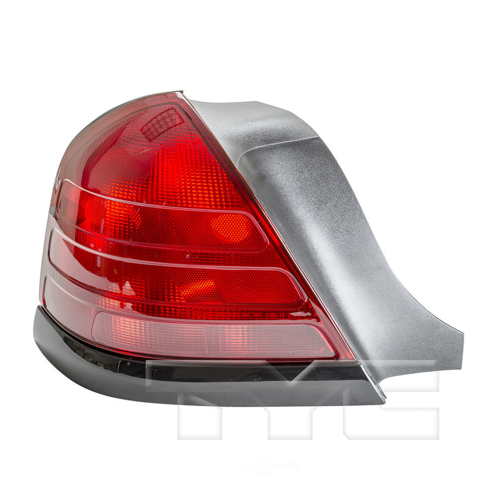 TYC - Nsf Certified Tail Light Assembly - TYC 11-5372-91-1