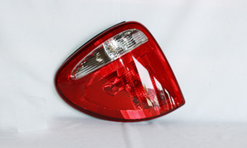 TYC - Tail Light Assembly (Left) - TYC 11-5478-00