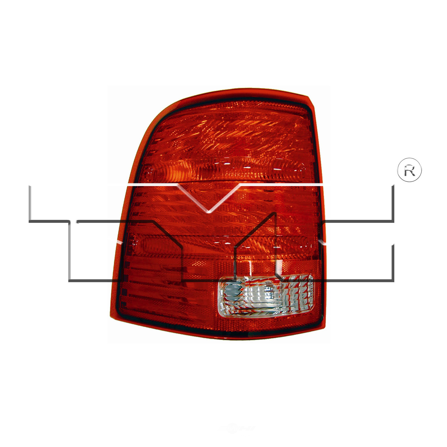 TYC - Tail Light Assembly (Left) - TYC 11-5508-01