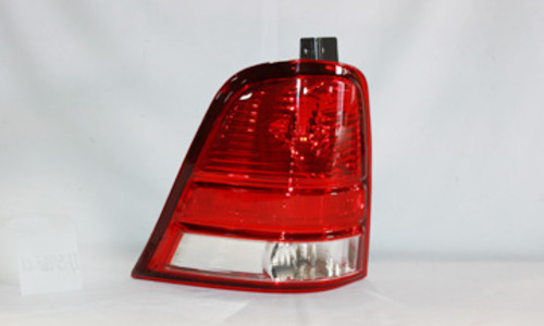 TYC - Tail Light Assembly (Left) - TYC 11-5968-01