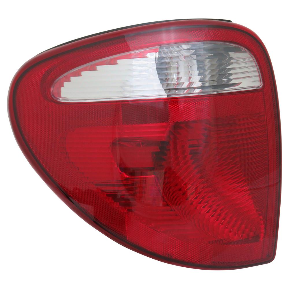 TYC - Capa Tail Light Certified - TYC 11-6028-01-9