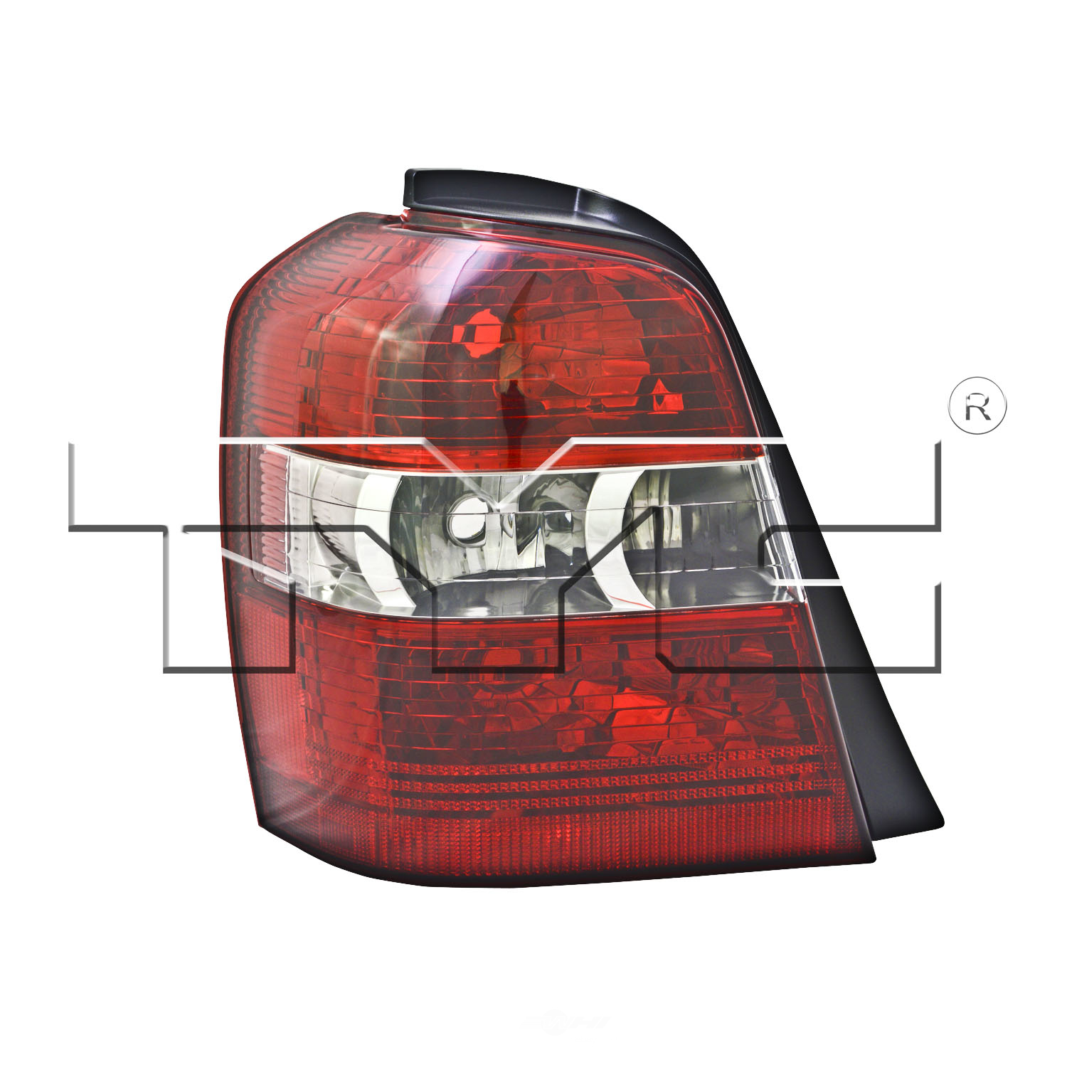 TYC - Tail Light Assembly - TYC 11-6054-01