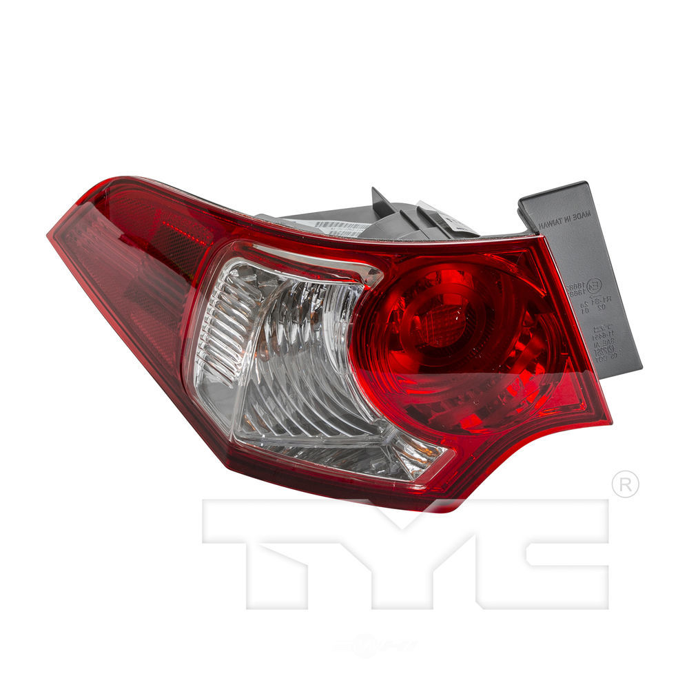 TYC - NSF Certified Tail Light Assy - TYC 11-6452-00-1