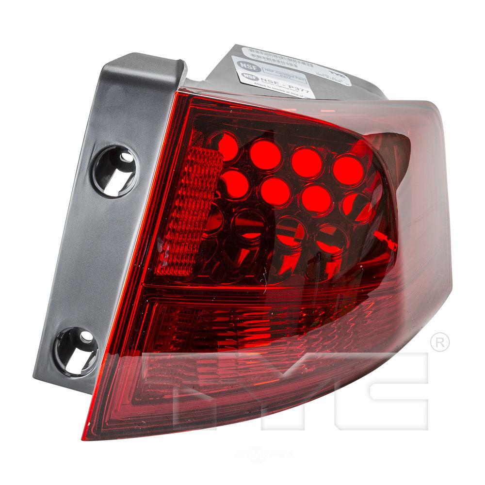 TYC - TYC NSF Certified Tail Light Assembly - TYC 11-6453-91-1