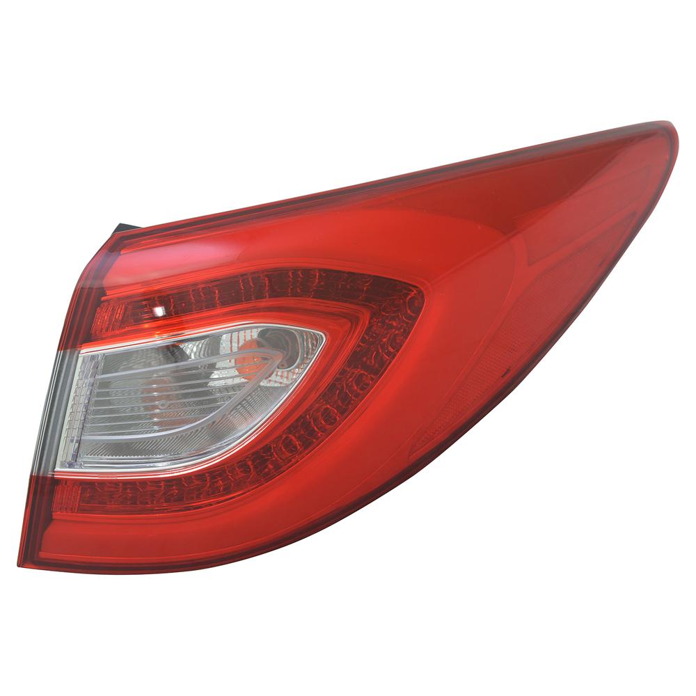 TYC - Nsf Tail Light Certified Tail Light - TYC 11-6751-00-1
