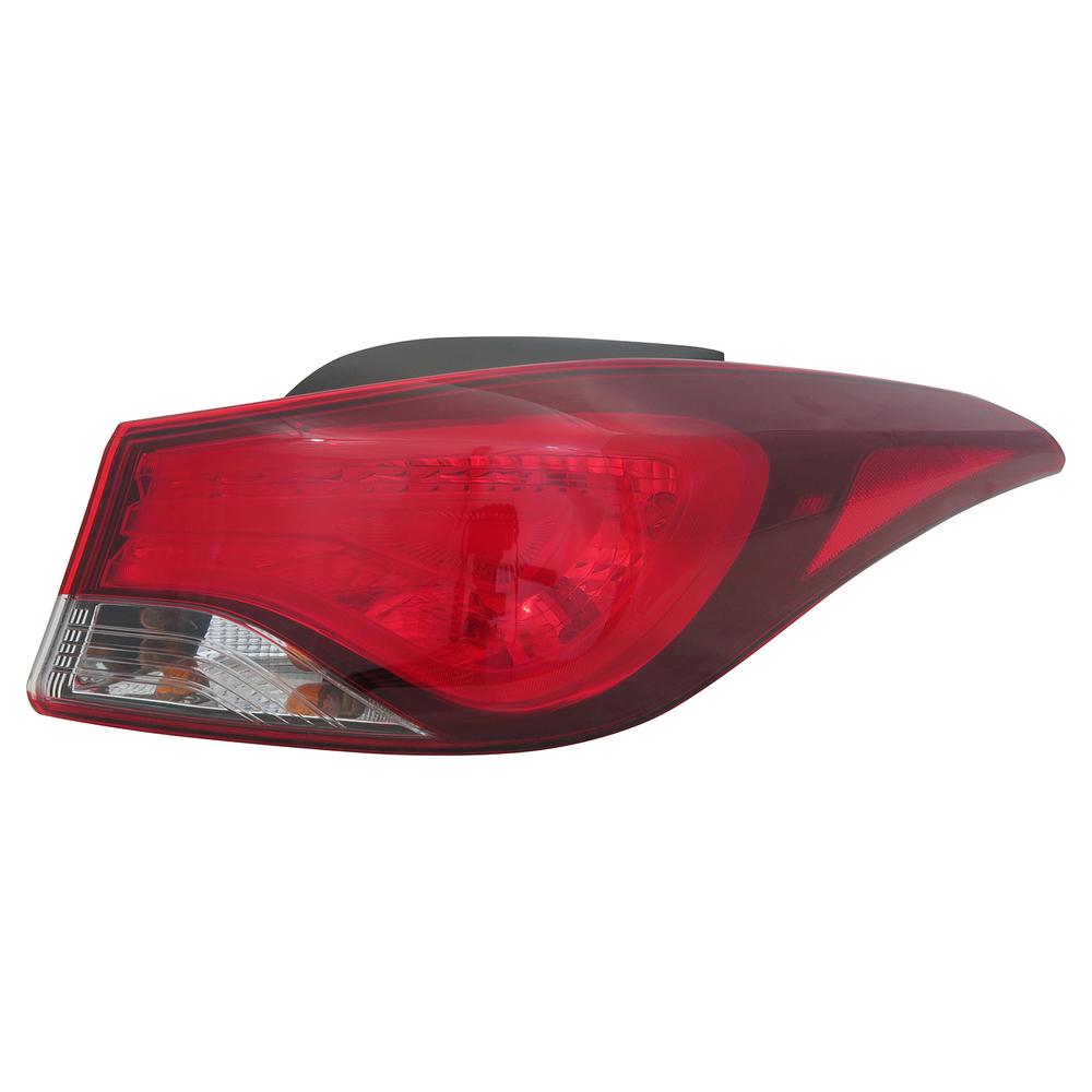 TYC - Capa Tail Light Certified - TYC 11-6757-00-9