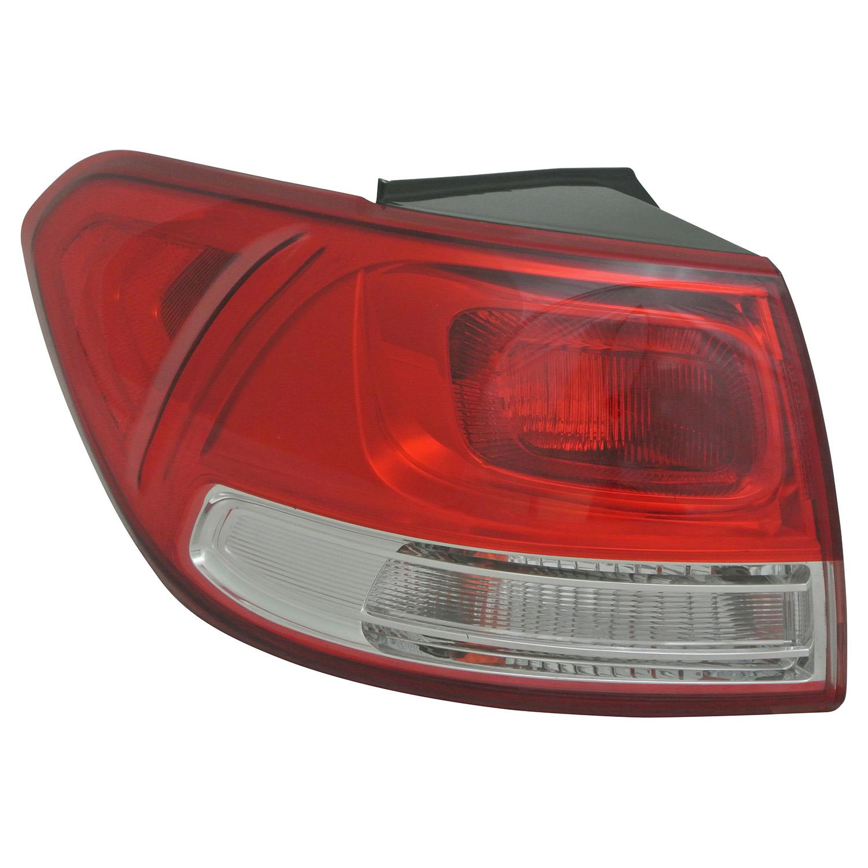 TYC - Nsf Tail Light Certified Tail Light - TYC 11-6780-00-1