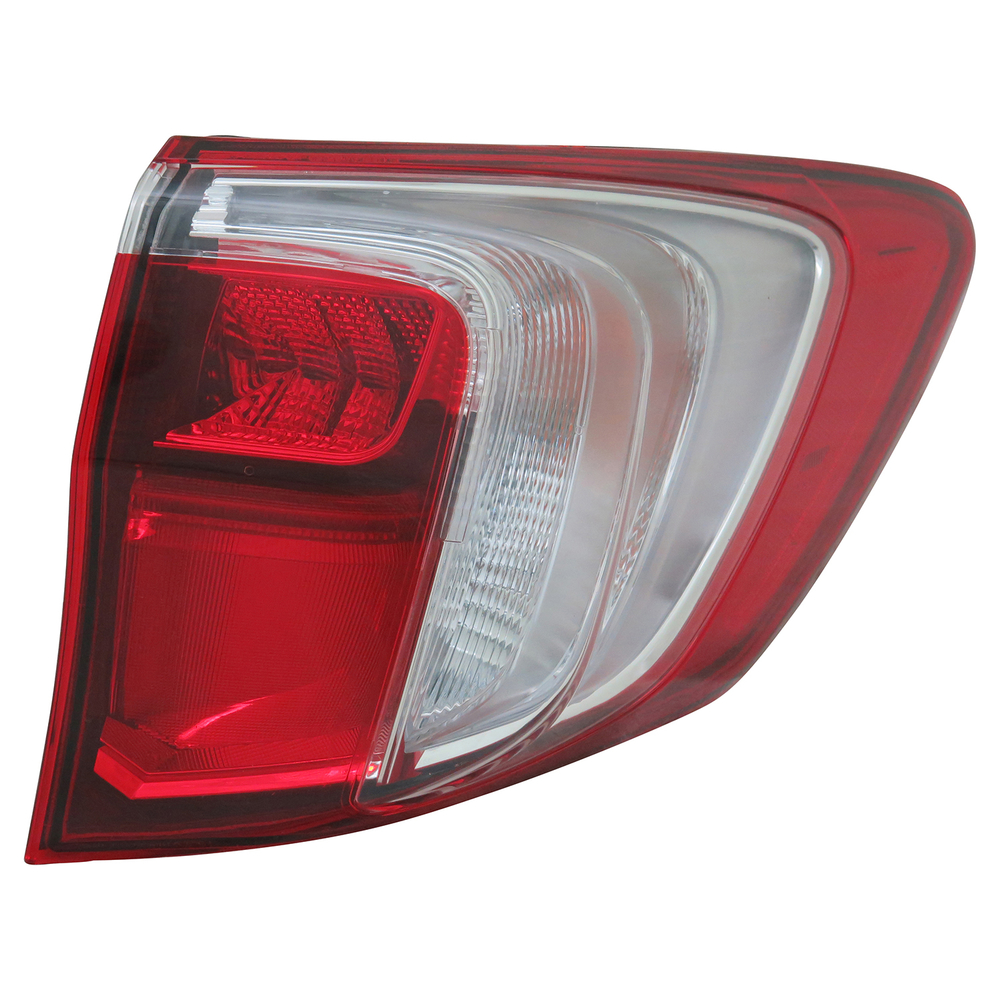TYC - Capa Certified Tail Light Assembly (Right Outer) - TYC 11-6843-00-9