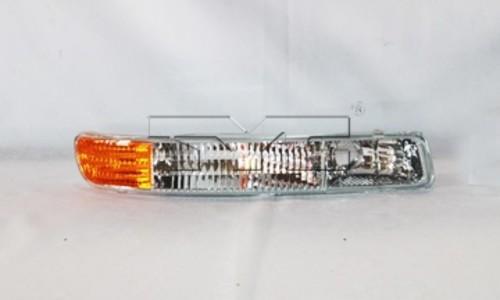 TYC - Capa Certified Turn Signal / Parking Light / Side Marker Light - TYC 12-5103-01-9