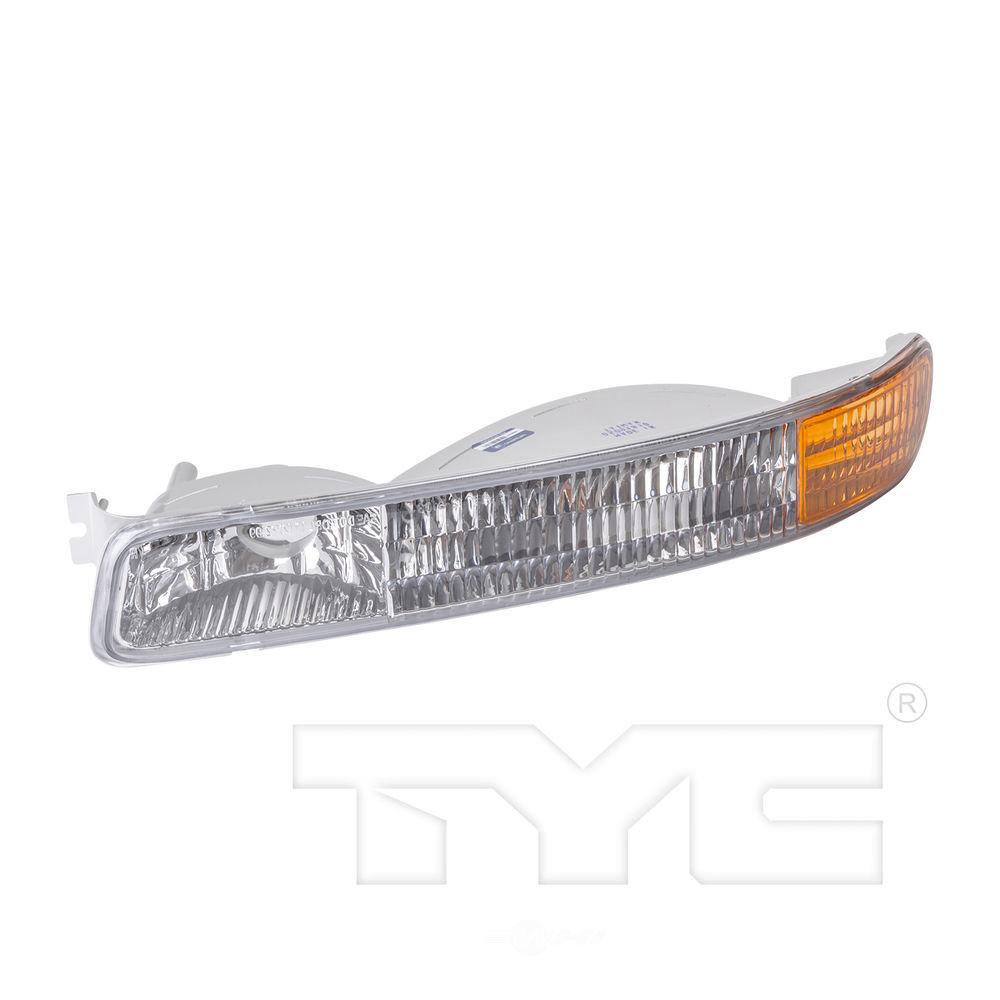 TYC - Nsf Certified Turn Signal / Parking Light / Side Marker Light - TYC 12-5104-01-1