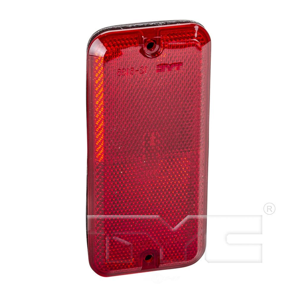 TYC - Side Marker Light Assembly - TYC 12-5135-91