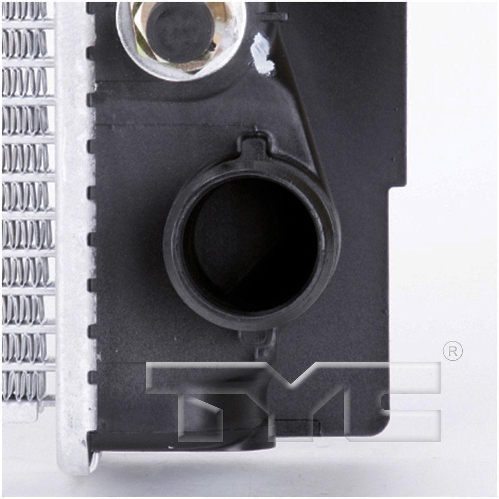 TYC - Radiator Assembly - TYC 13001