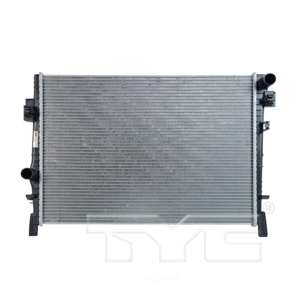 TYC - Radiator Assembly - TYC 13084