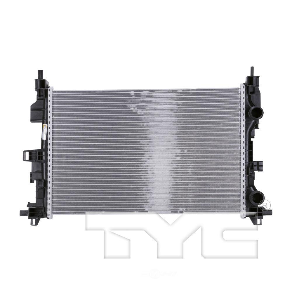 TYC - TYC Radiator - TYC 13533