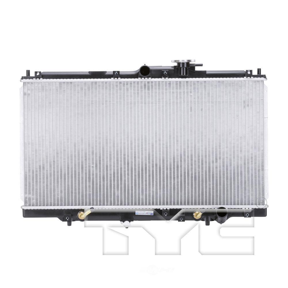 TYC - Radiator Assembly - TYC 1494