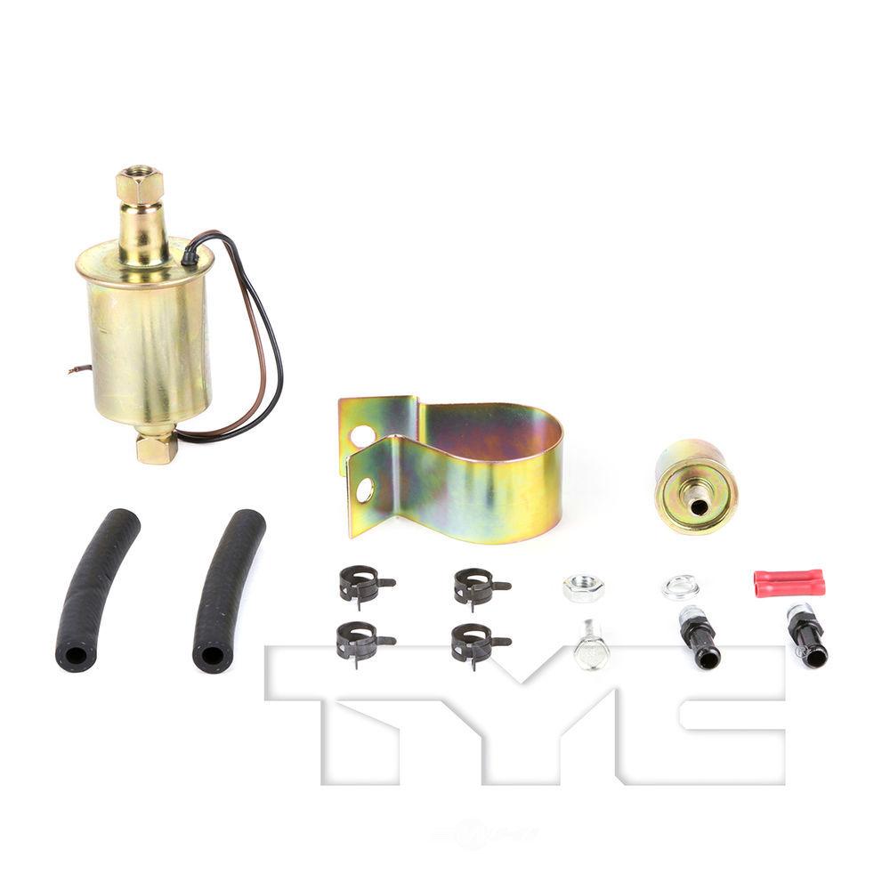 TYC - TYC CRQ Premium Electric Fuel Pump - TYC 152066-A