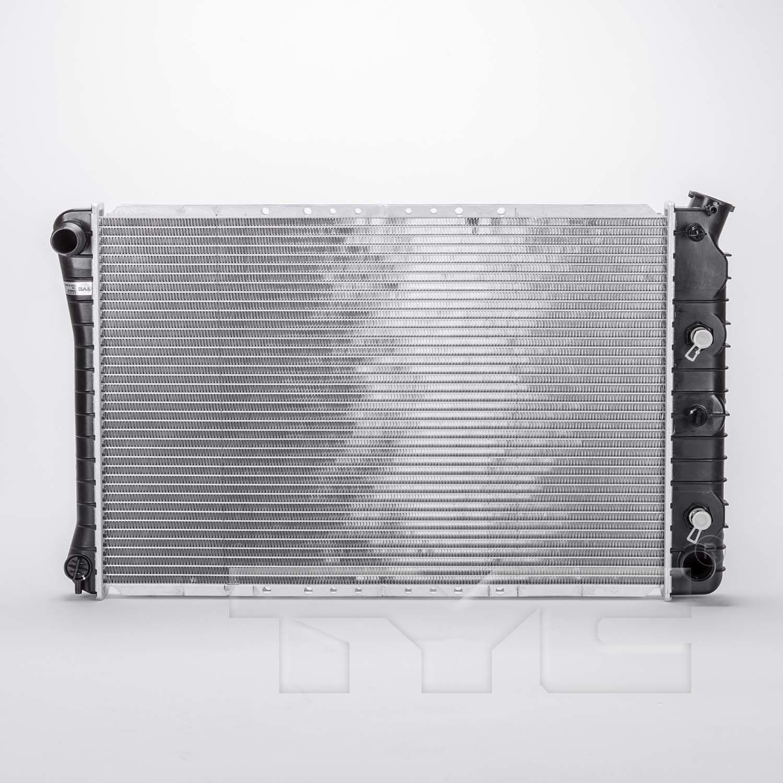 TYC - TYC Radiator - TYC 162