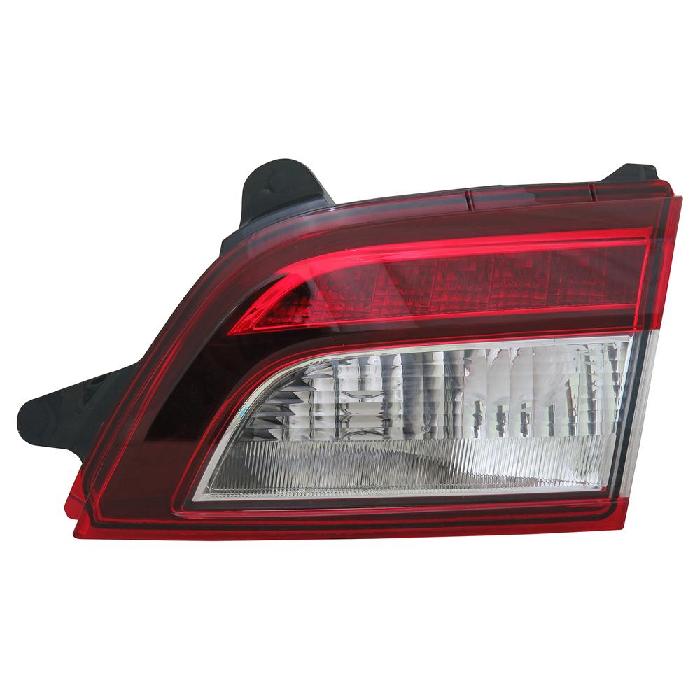 TYC - Capa Tail Light Certified - TYC 17-5521-01-9