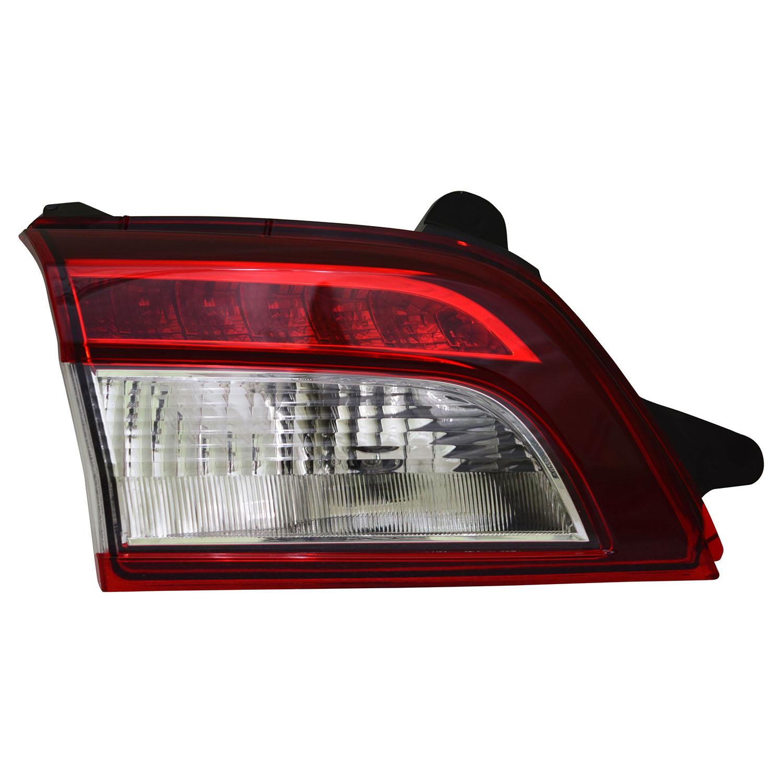 TYC - Nsf Tail Light Certified Tail Light - TYC 17-5522-00-1