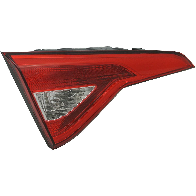 TYC - Capa Tail Light Certified - TYC 17-5524-00-9